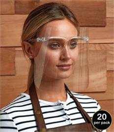 PR999Premier Easy Fit Face Shield Pack of 20