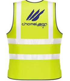 100x HiViz Vests with free print