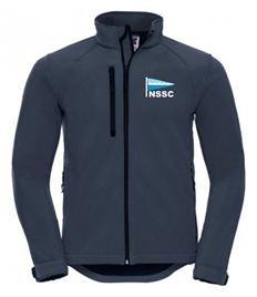 140MRussell Soft Shell Jacket
