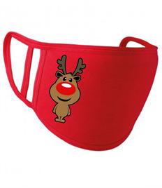 Reindeer Face Mask PACK OF 5