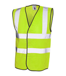 100x HiViz Vests with free print