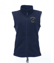 SEH Regatta Ladies Micro Fleece Bodywarmer