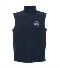 SEH 2 Regatta Micro Fleece Bodywarmer MENS