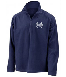 SEH 2 Micro Fleece Zip Neck