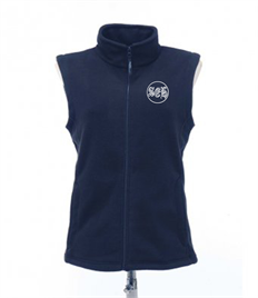SEH 2 Regatta Ladies Micro Fleece Bodywarmer