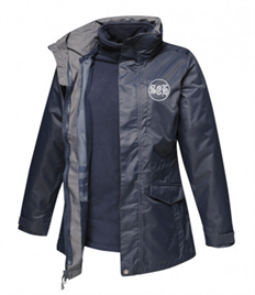 SEH 2 Regatta Ladies Benson III 3-in-1 Breathable Jacket