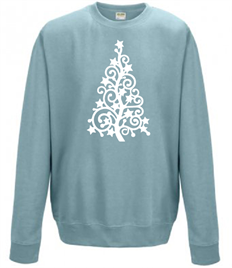 Christmas Tree Sweatshirt