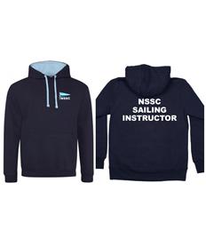 JH003 Navy Hoody Sailing Instructor