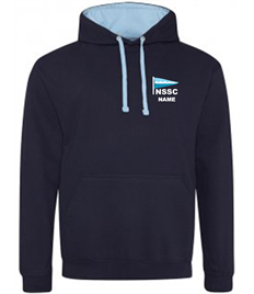 JH003 Hoody with individual name