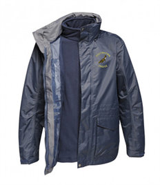 SEH Regatta Benson III 3-in-1 Breathable Jacket MENS